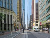 Adelaide Street East from Yonge Street to Church Street (L1663)