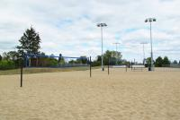 Lakefront Promenade Park - Beach Volleyball Courts (L16715)