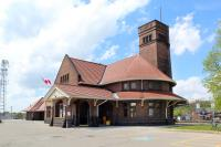 Brantford Train Station - VIA Rail (L2159)