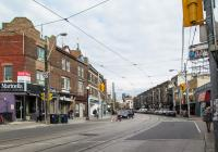 College Street from Dufferin St to University Ave (L2642)